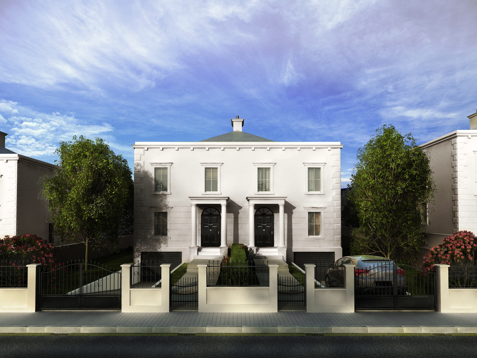 Chelsea Townhouse With Basement Amp Garage Chelsea Point Uk